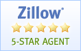 A 5-Star Zillow Agent